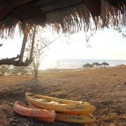 Costa_Rica_Beach_Club_Shack_Canoes