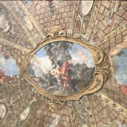 Sala Terrana Ceiling