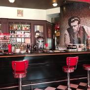 James Dean cafe